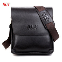 new 2016 hot sale fashion men bags, men famous brand design leather messenger bag, high quality man brand bag, wholesale price(China (Mainland))