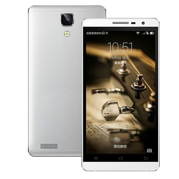 Free Shipping Landvo L1 Cell Phone Dual Core Android 4.4 5.5 Inch IPS 960X540 512MB RAM 4GB ROM 5.0MP Dual Sim WCDMA 3G(China (Mainland))