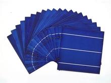10 Pcs 4W Grade A 6′ x 6′ Poly Solar Cell 156 * 156MM For DIY Solar Panel