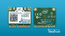 Nova marca para intel dual band sem fios ac 3160 intel3160 3160hmw 3160ac 2.4 & 5g minipcie bt4.0 wifi placa de rede sem fio(China (Mainland))