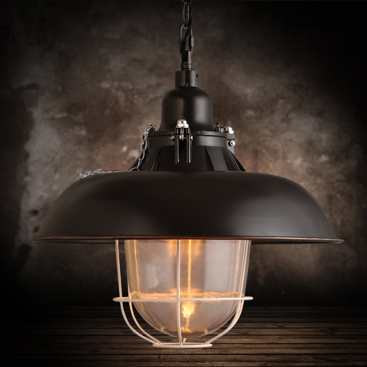 Ceiling Or Wall Barn Light With Cage : Popular Barn Light Pendant-Buy Cheap Barn Light Pendant lots from China Barn Light Pendant ...