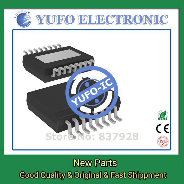 Free Shipping 10PCS VN7050AJTR genuine authentic [IC DVR HIGH-SIDE 1CH POWERSSO-16]  (YF1115D)
