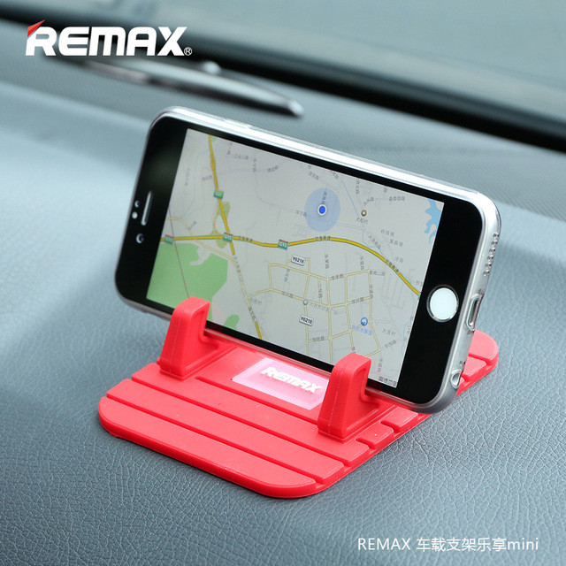 Laiys Cell Phone Holder for Car Silicone Car Phone Dashboard Car Pad Mat Vehicle GPS Mount Universal Fit All Smartphones Anti-Slip Desk Phone Holder Stand