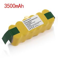 3.5Ah 14.4 В ni mh пылесос аккумуляторная батарея для iRobot Roomba 500 510 530 535 540 R3