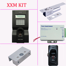 Buy Access control system F8 access control, power supply, electric lock,bracket, FR1200 fingerprint reader access control system for $288.30 in AliExpress store