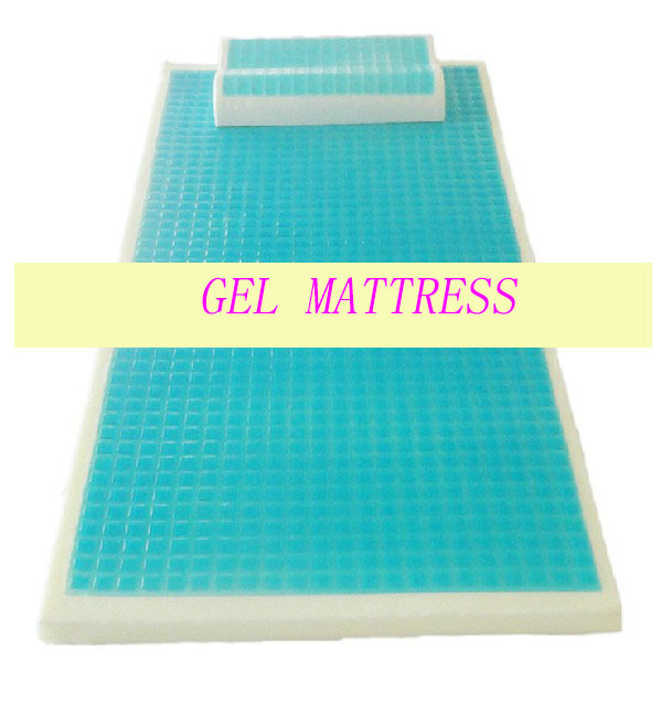 Gel Cool Mattress 5cm Space Memory Cotton Memory Foam Mattress Gel