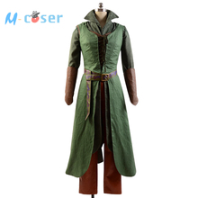 High Quality The Hobbit 2 / 3 Elf Tauriel Outfit Halloween Cosplay Costume For Adult Men