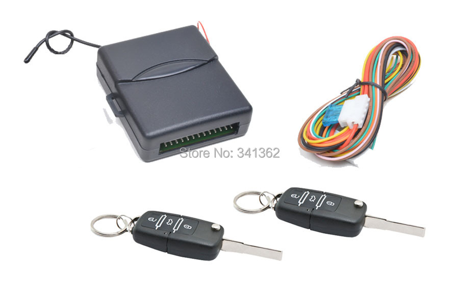 Mercedes Benz accessory keyless entry car alarm with remote central lock Hot 2014()