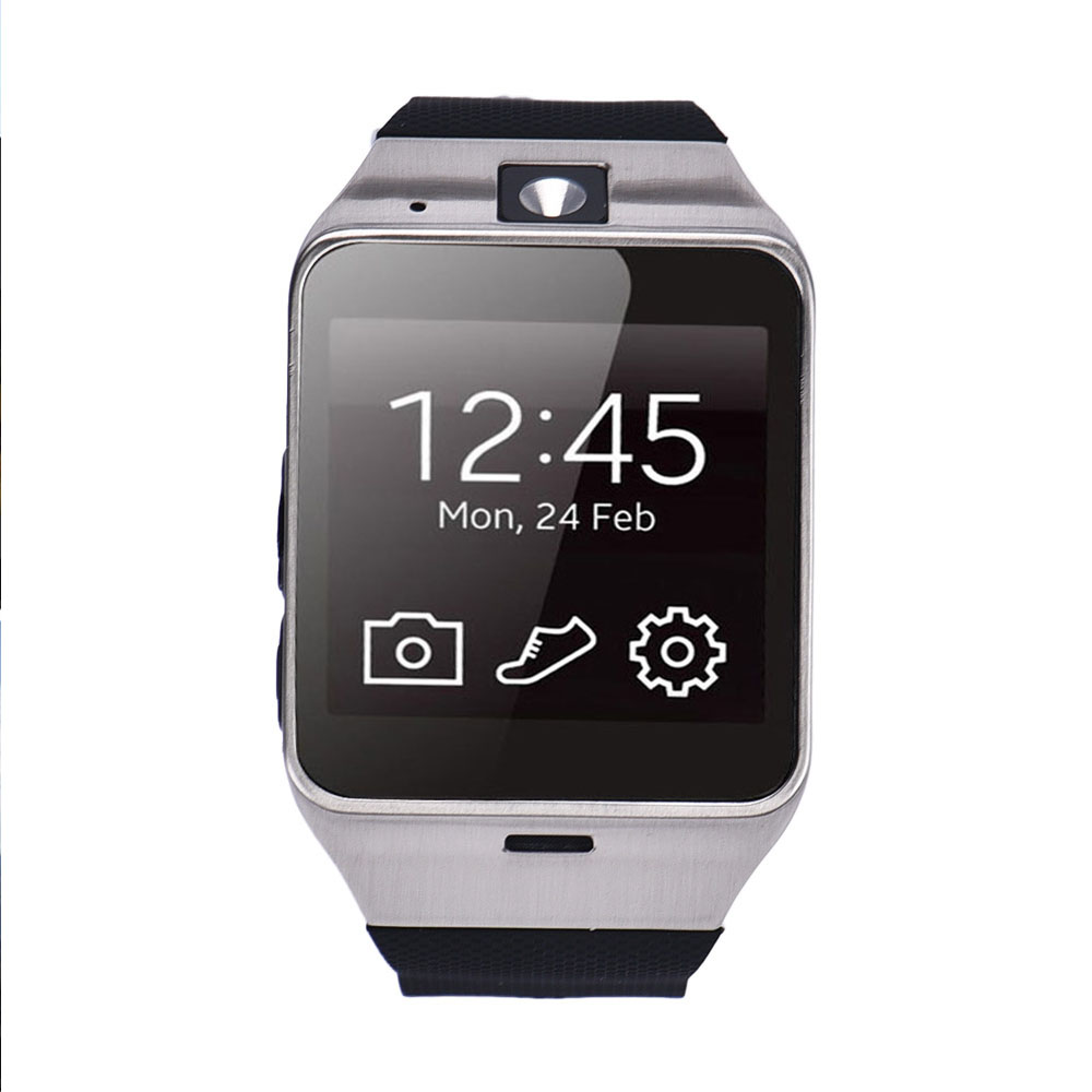 Best Price Aplus GV18 Bluetooth Smart Watch phone GSM NFC Camera Waterproof wristwatch for Samsung for iPhone(China (Mainland))