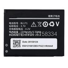 Bl171 аккумулятор для Lenovo A368 A60 A500 A65 A390 A390T Bl-171 аккумулятор 1500 мАч авиапочтой