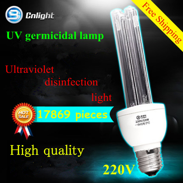 UV sterilization lamp disinfection light ultraviolet germicidal lamp kill bacteria germs fungi parasite in house school hospital(China (Mainland))