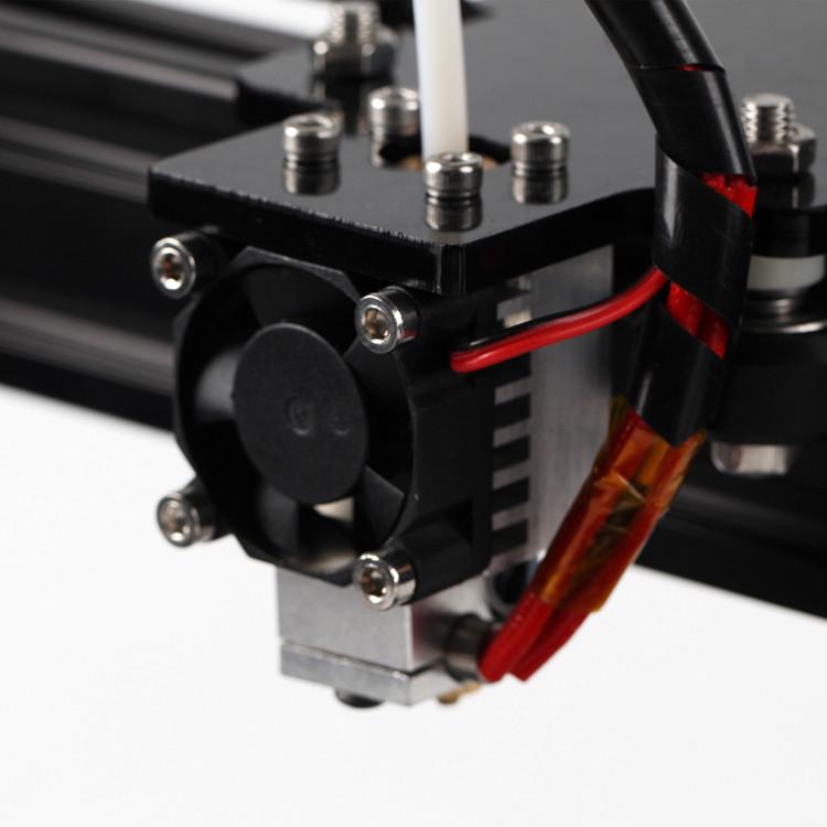 2016 Newest TEVO Tarantula I3 Aluminium Extrusion 3D Printer kit printer 3d printing 2 Rolls Filament 8GB SD card LCD As Gift