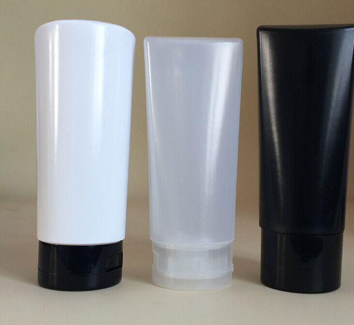 200ml Empty Plastic Cosmetic Tube,large Tube Package(China (Mainland))