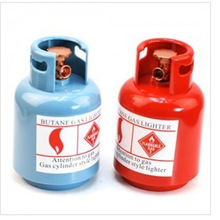 Strange new creative household gas canisters piggy bank(China (Mainland))