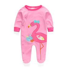 Baby Clothing 2016 New Similar Carters Newborn Baby Boy Gril Romper Clothes Long Sleeve Infant Product(China (Mainland))