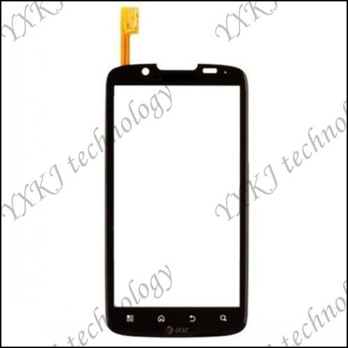 Original for Motorola Atrix II 2 MB865 touch screen digitizer glass with lens top quality HK Post free shipping 20/lots(China (Mainland))