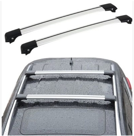Automobile(2/p) Aluminum alloy automobile luggage rack car accessories for SsangYong Korando(China (Mainland))