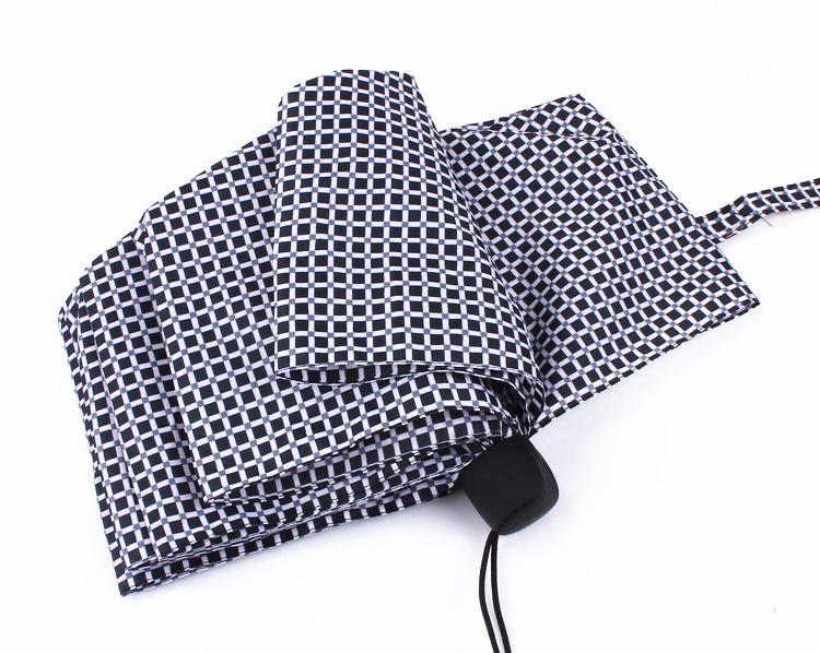 Hombre a cuadros blanco y negro paraguas hombres barato de for Azulejo a cuadros blanco y negro barato