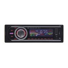 V1NF 2015 New Vehicle-mounted MP3 Player Car Stereo Card Reader Radio Player SD USB MMC Card Free Shipping MGO3(China (Mainland))