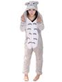 Japanese anime My Neighbor Totoro jumpsuit Nightwear Sleepwear Totoro Cosplay Costume Totoro Onesie Pajamas Pyjamas Feminino