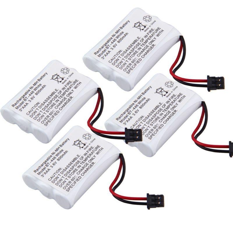 4pcs 3.6V 800mAh Home Cordless Phone Battery for Uniden TRU9480 TRU-9465 TRU-9460(China (Mainland))