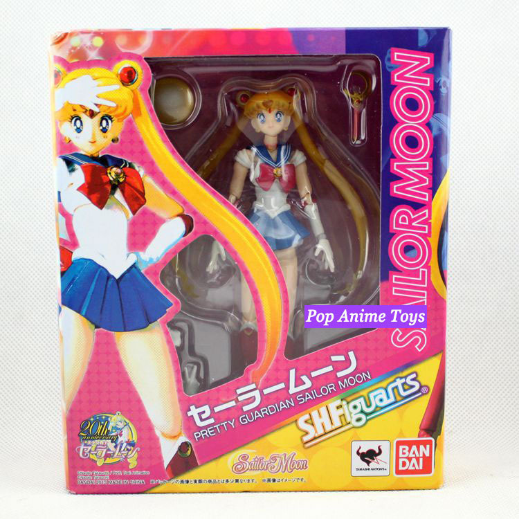 Japanese Toys And Gifts : High quality boxed japanese anime figure salior moon