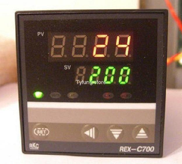 B87A RKC REX-C700 Thermostat PID Digital Temperature Controller