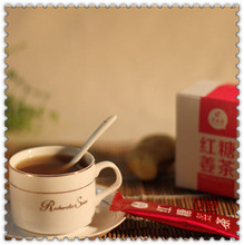 New 2014 15 Bags High Quality Chinese Coffee Brown Sugar And Ginger Tea Instant Ginger Tea