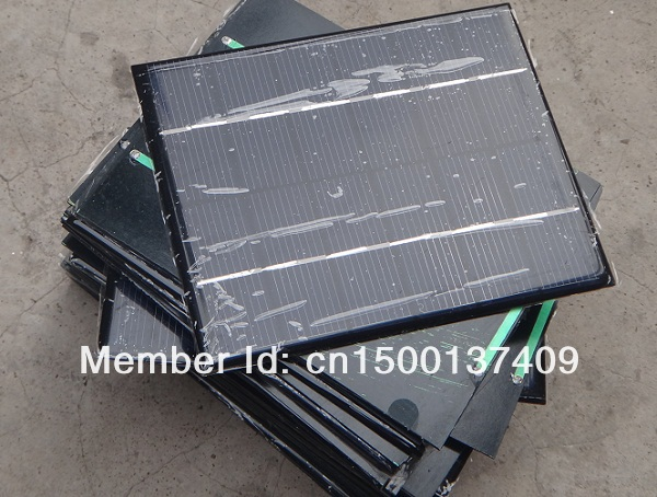 Wholesale! Mini Solar panel Solar cell DIY Solar System 2W 6V  Polycrystalline Solar Module 20pcs/lot   Free Shipping<br><br>Aliexpress