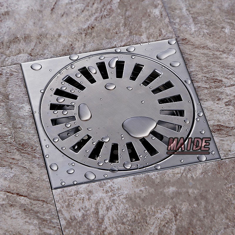 Bathroom Floor Drain : Aliexpress buy mm floor drain grade