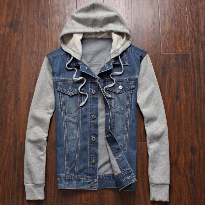 Popular Plus Sweatshirt Jean Jacket-Buy Cheap Plus Sweatshirt Jean ...