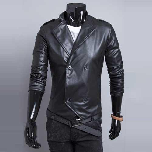 Мужские изделия из кожи и замши U2M2 2015 jaqueta couro masculina hombre chaquetas 9127 oem 2015 carteira masculina couro qb1287