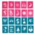 OPHIR 12 Цвета Порошок Временная Shimmer Блеск Татуировки для Боди-Арт Дизайн Краска с Трафарета Клей и Кисти