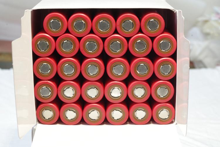 6pcs + sanyo 18650 battery 3400mAh NCR18650BF Li-ion rechargeable battery<br><br>Aliexpress
