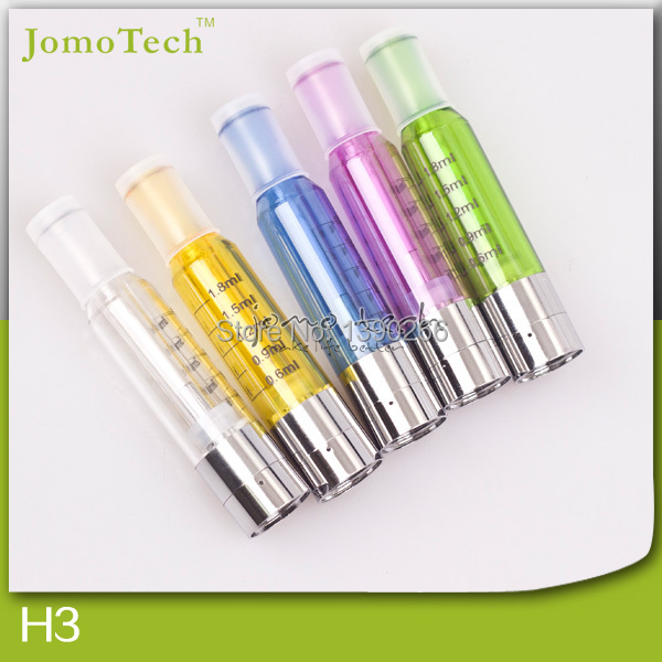 Cheap 20PCS/Lot Electronic Cigarette GS-H3 Atomizers replaceable GS H3 Clearomizers for ego t evod twist ego w Free Shipping<br><br>Aliexpress