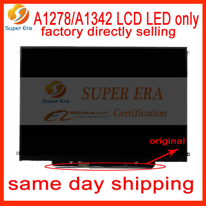 NEW original 13.3 LED LCD For APPLE Macbook 13 A1278 A1342 display Screen Year 2008 2009 2010 2011 Grade AAA+<br><br>Aliexpress