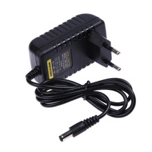 Buy Universal 5.5mm x 2.1mm & 2.2mm AC DC Adapter Converter 100-240V DC 6V 1A 6W Switching Power Supply Adapter Charger EU Plug for $2.28 in AliExpress store