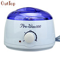 OutTop High Quality 1set Hair Removal Hot Wax Warmer Heater Machine Pot Depilatory J170118