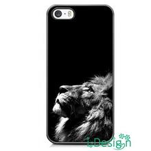 Fit for iphone 4 4s 5 5s 5c se 6 6s plus ipod touch 4/5/6 back skins cellphone case cover Lion King Unique Custom