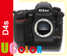 New Nikon D4s Digital SLR DSLR Camera Body D 4 s THE Best Full Frame DSLR(Hong Kong)