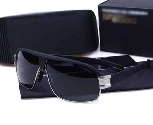 Men's branded prescription polarized sunglasses fishing glasses outdoor anti-UV lens sunglasses 8517 Free shipping men drive(China (Mainland))