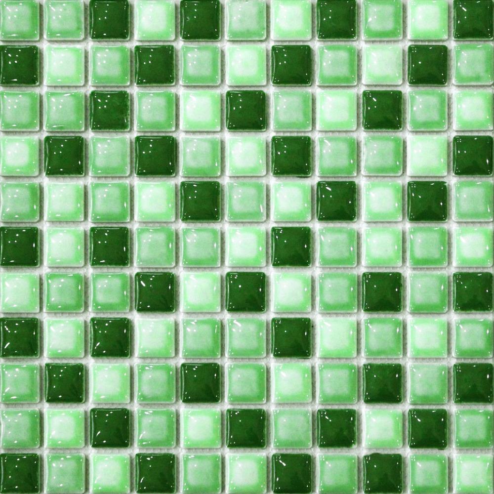 Online kopen wholesale groene moza ek tegel uit china groene moza ek tegel groothandel - Groene metro tegels ...