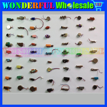 Free shipping for mobile phone vibration motor,60 models,60 kinds