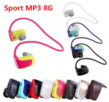 new Wholesale---8G MP3 player hot sale Music Player Sports MP3 Walkman for sony W series NWZ-W262 with gift bag free shipping(China (Mainland))