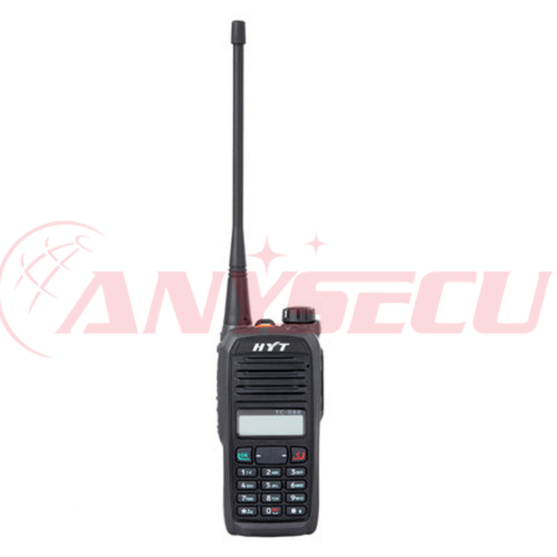 Direct buy china cheap HYT walkie talkie TC-585 Multi-Frequency VHF transceiver from china(China (Mainland))