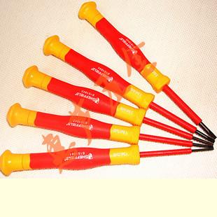 Insulated screwdriver word screwdriver precision screwdriver Gangdun word insulated tools *<br><br>Aliexpress