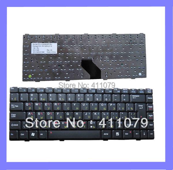 RU Laptop Keyboard for Compal FL90 IFL90 IFL91 FL92 Series Russian Keyboard Fast Shipment---K1109(China (Mainland))