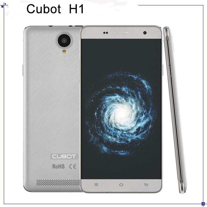 Чехол + фильм ) подарки! Оригинальный Cubot H1 4 г FDD LTE MTK6735 четырехъядерных процессоров 2 г оперативной памяти 16 г ROM телефон 5.5 FHD Android 5.1 леденец 5200 мАч 13MP