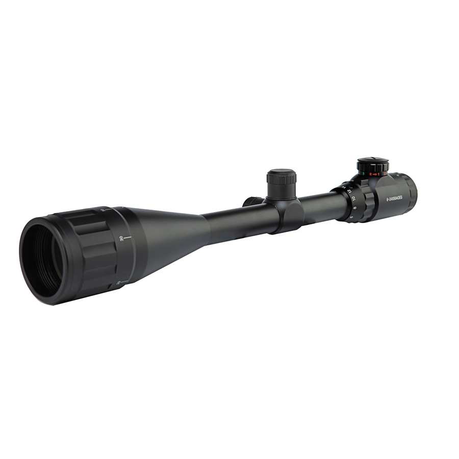 Hot Sale 6-24X50AOEG Air Riflescope Optics Tactical Hunting Rifle Scope<br><br>Aliexpress