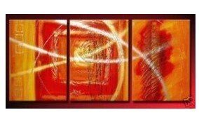 Modern Abstract Canvas Oil Painting-Large art Guaranteed 100% Free shipping  p3